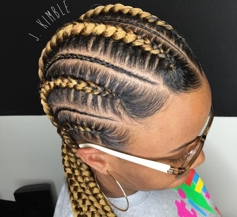 Ghana Braids