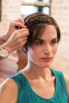 Styling short hair styling short hair 16 photo