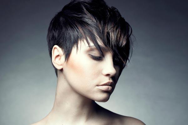 Styling short hair styling short hair 18 photo