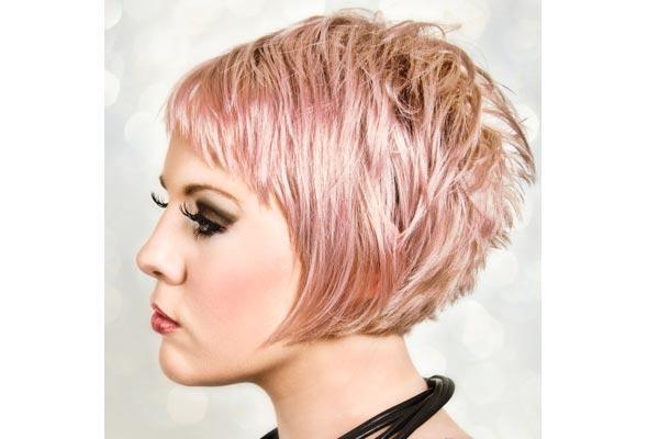 Styling short hair styling short hair 21 photo