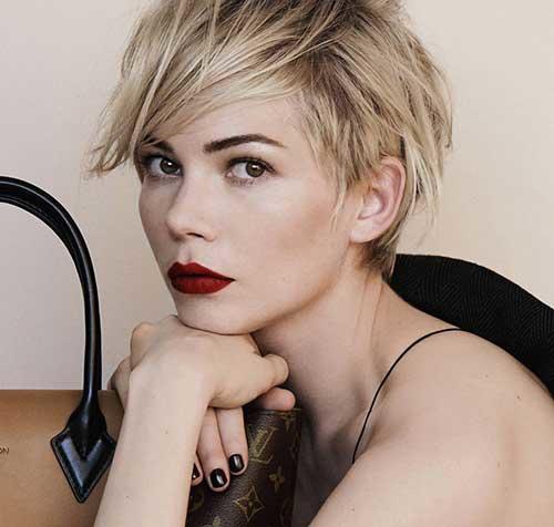 25 Celebrity Short Haircuts 2018 celebrity short haircuts 25 photo