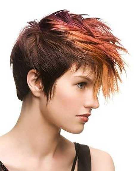 Short hair color ideas 2017 short hair color ideas 5 photo