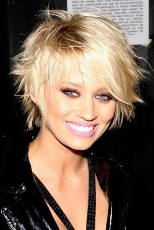 Top 30 Short Hairstyles Celebrities short hairstyles celebrities 20 photo