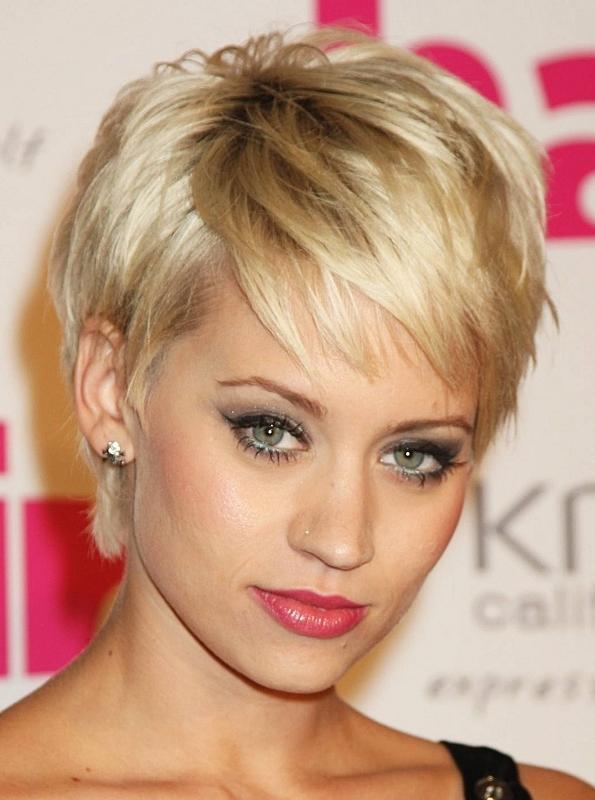 Top 30 Short Hairstyles Celebrities short hairstyles celebrities 7 photo