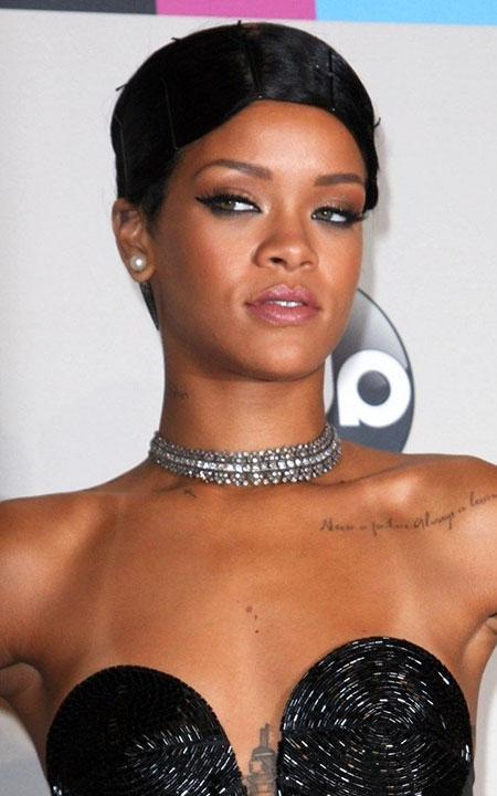 Rihanna Nyong'O Lupita Trend