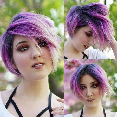 Color Purple Short Season