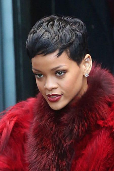 Pixie Haircut, Short Rihanna Wig Pixie
