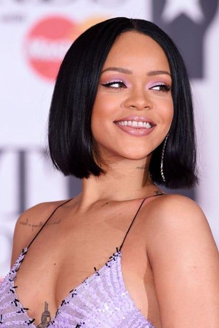 Rihanna Bob Wig Lace