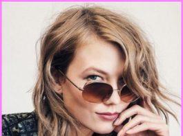 Karlie Kloss - Short Hair Models