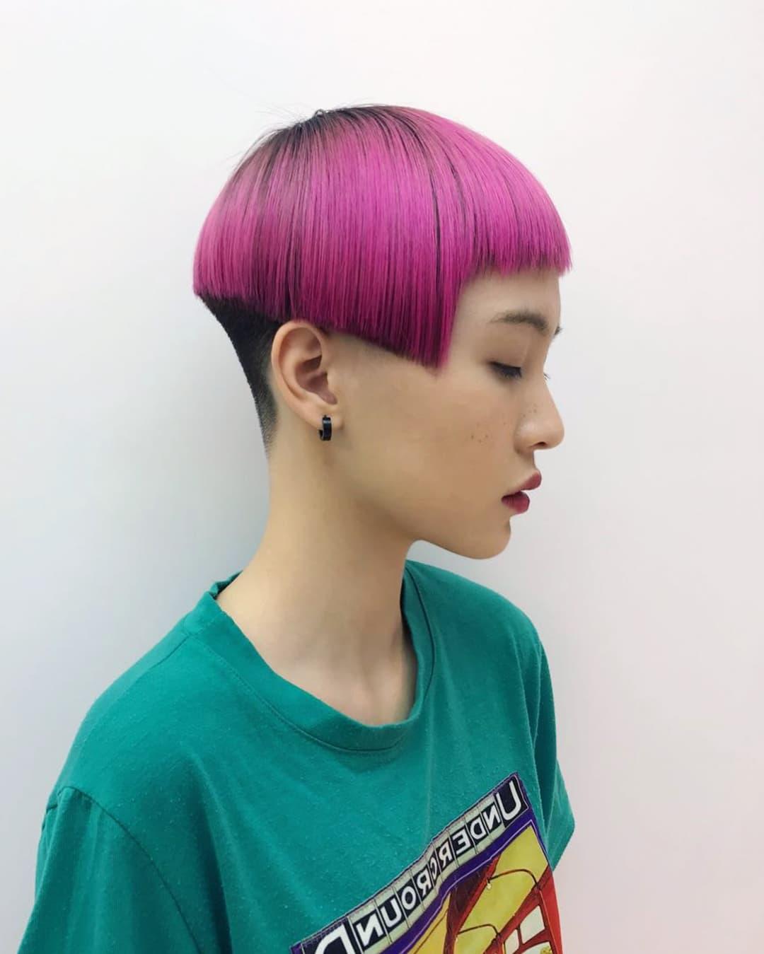 11 Short Micro Bob Haircut Ideas – Short Hair Models