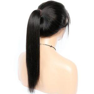 20 easy ponytail hairstyles for medium length hair  short