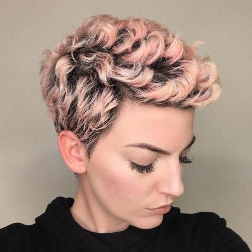 50 Short Messy Hairstyles for Fine Hair 2019 | Short Hair ...