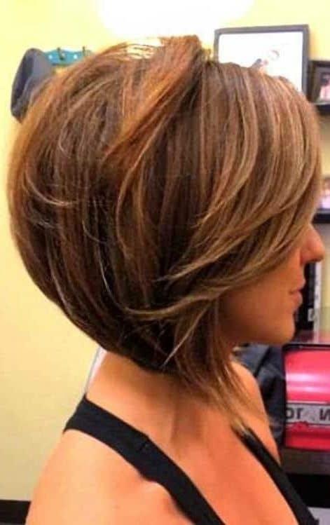 Short To Medium Layered Haircuts With Bangs 101