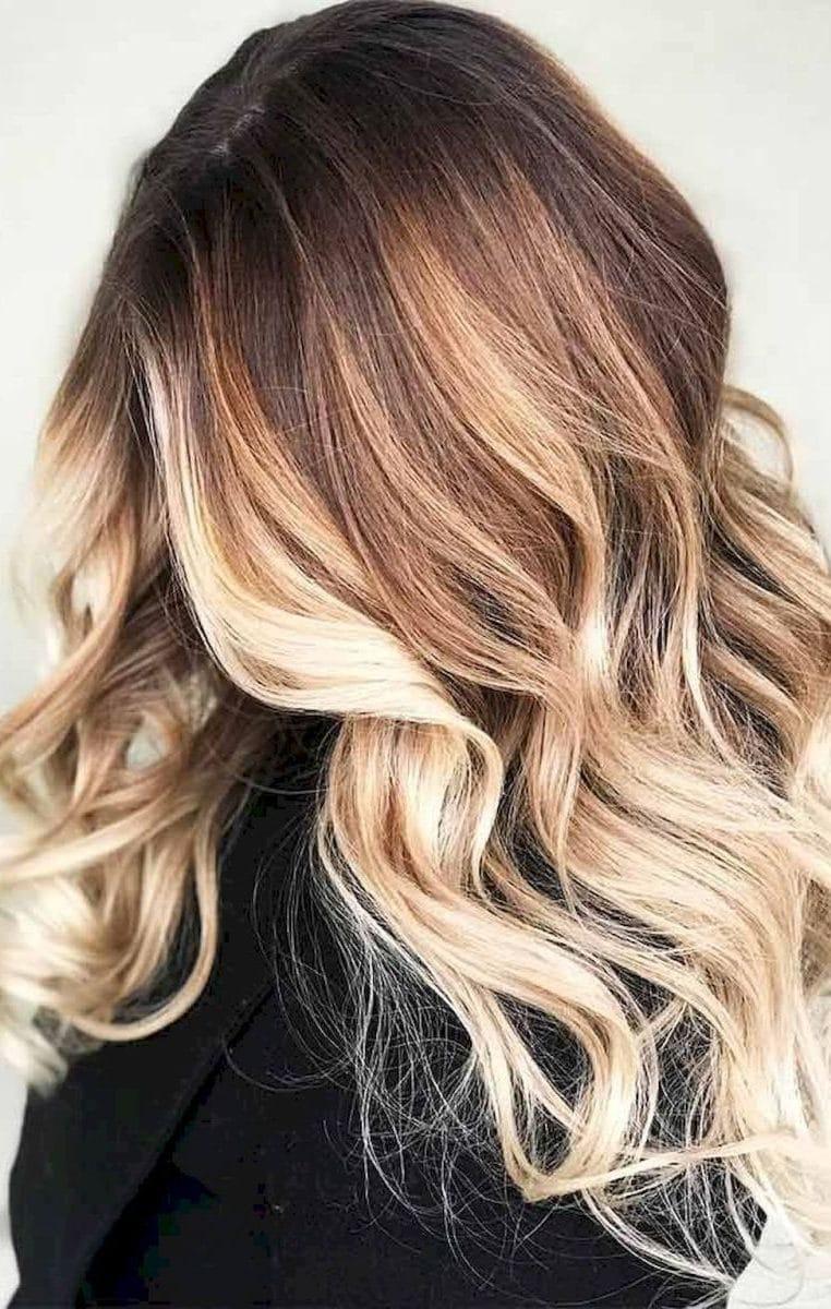 50 Gorgeous Balayage Hair Color Ideas For Blonde Short Straight Hair - Hair  Styles - Hair Style Ideas