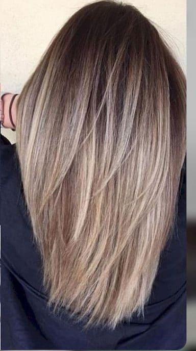 50 Gorgeous Balayage Hair Color Ideas For Blonde Short Straight Hair Hair Styles Hair Style Ideas