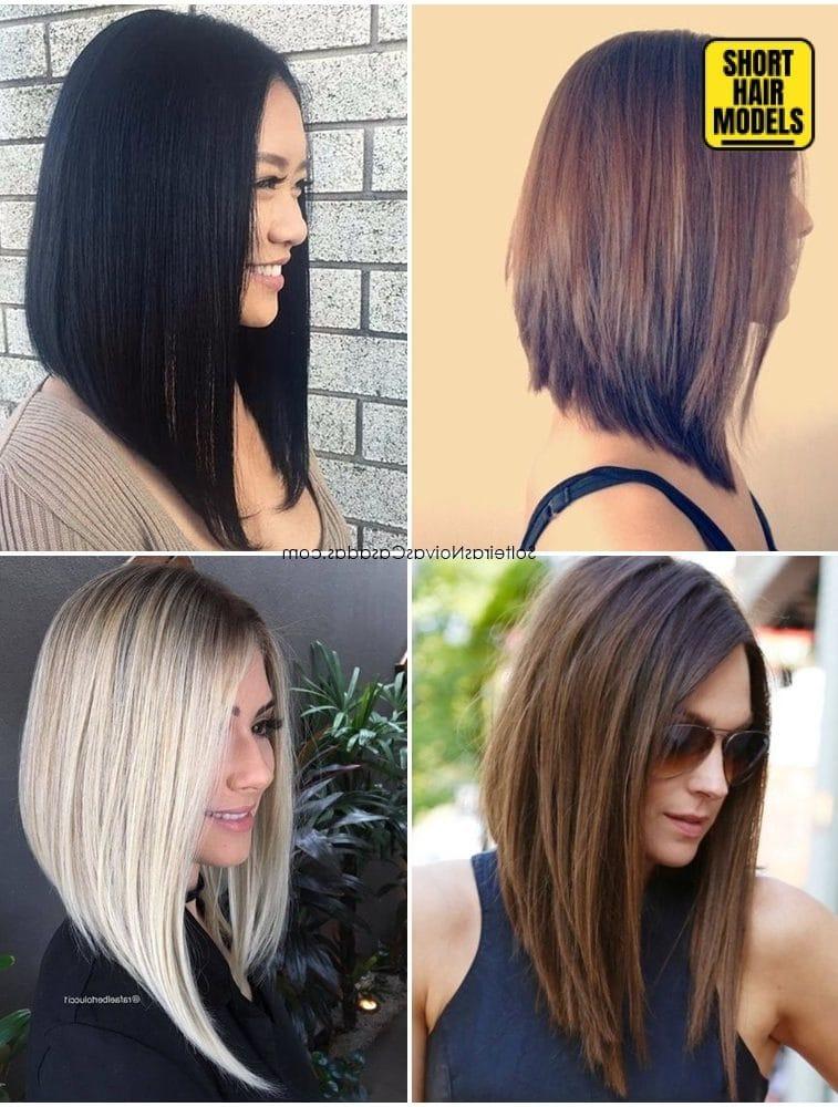 Short Hair Models