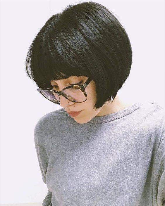 2021 short hair trends