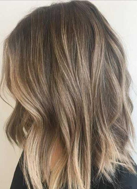 Dark Blonde for short hair