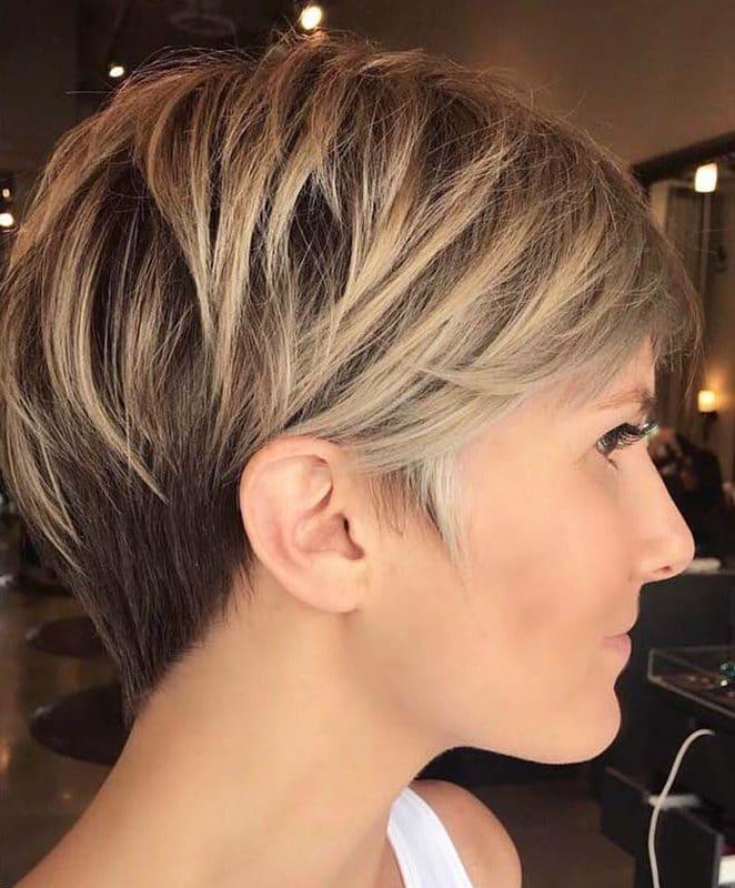 Low maintenance womens short haircuts