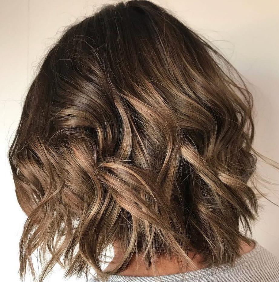 Summer hair colors for brunettes
