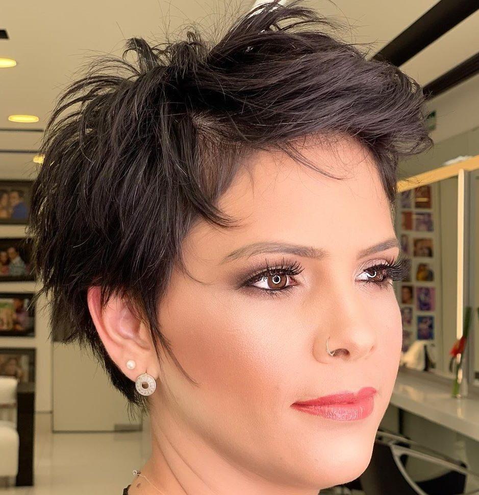 Thin hair short hairstyles for over 50 fine hair