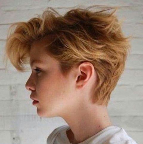 Tomboy haircuts 2018
