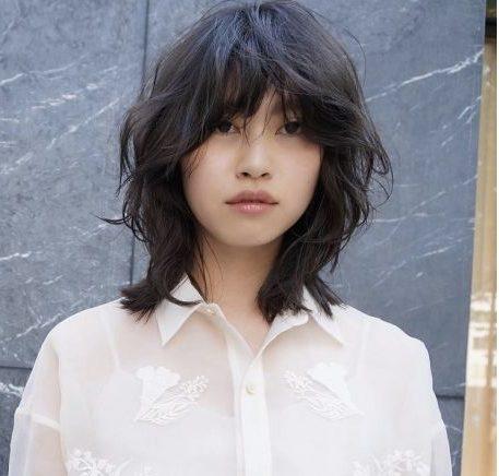 japanese wolf haircut