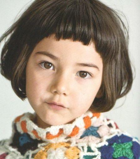 little girl haircuts bob
