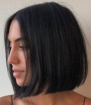 low maintenance medium length haircuts