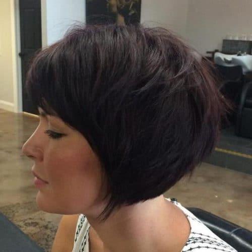 medium length haircuts for women