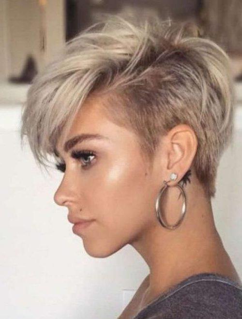 pixie short hair styles
