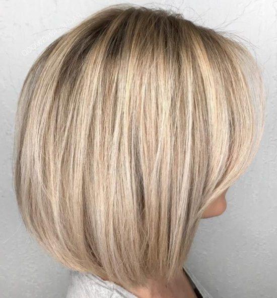 shoulder length bob haircut