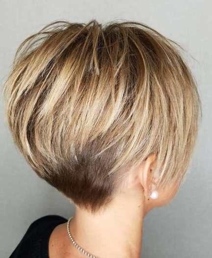 Medium tomboy haircuts