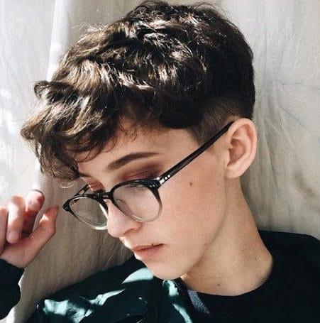 Tomboy haircuts