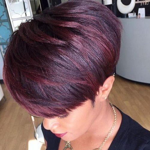 easy pixie haircut styles