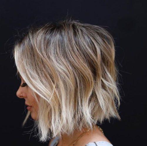 medium length hair short hair cuts