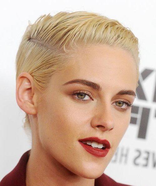 platinum blonde wig short