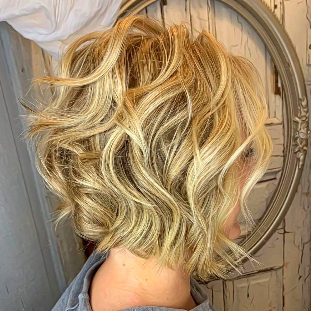 thin hair for older women