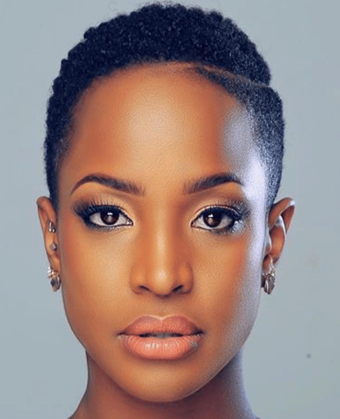 African ladies haircuts
