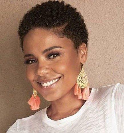 Short natural haircuts for black females 2018
