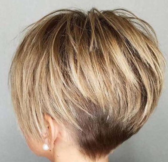 pixie cut for fine hair