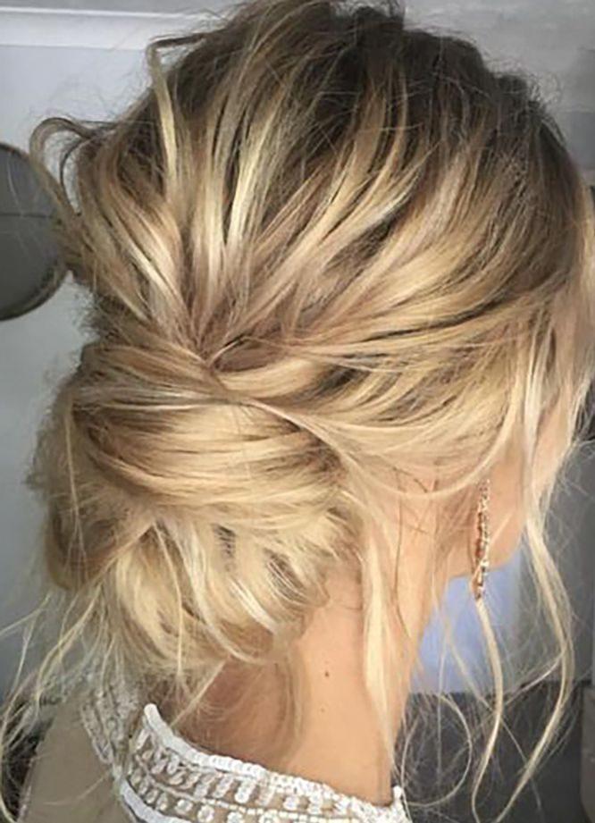 Medium length half up medium length wedding hairstyles