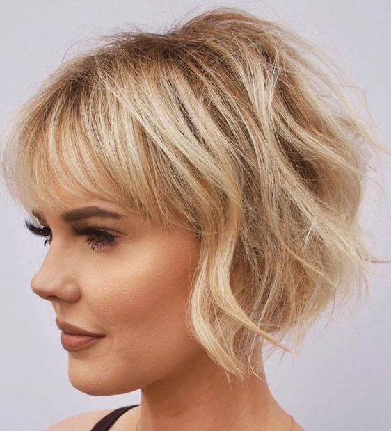Low maintenance haircuts for thin hair