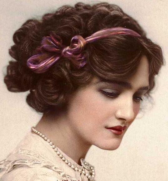 Edwardian hairstyles