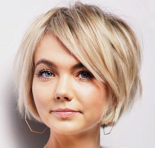 Short bob hairstyles 2021